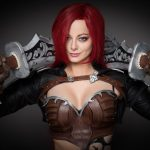 katarina league of legends cosplay costume by eden craft