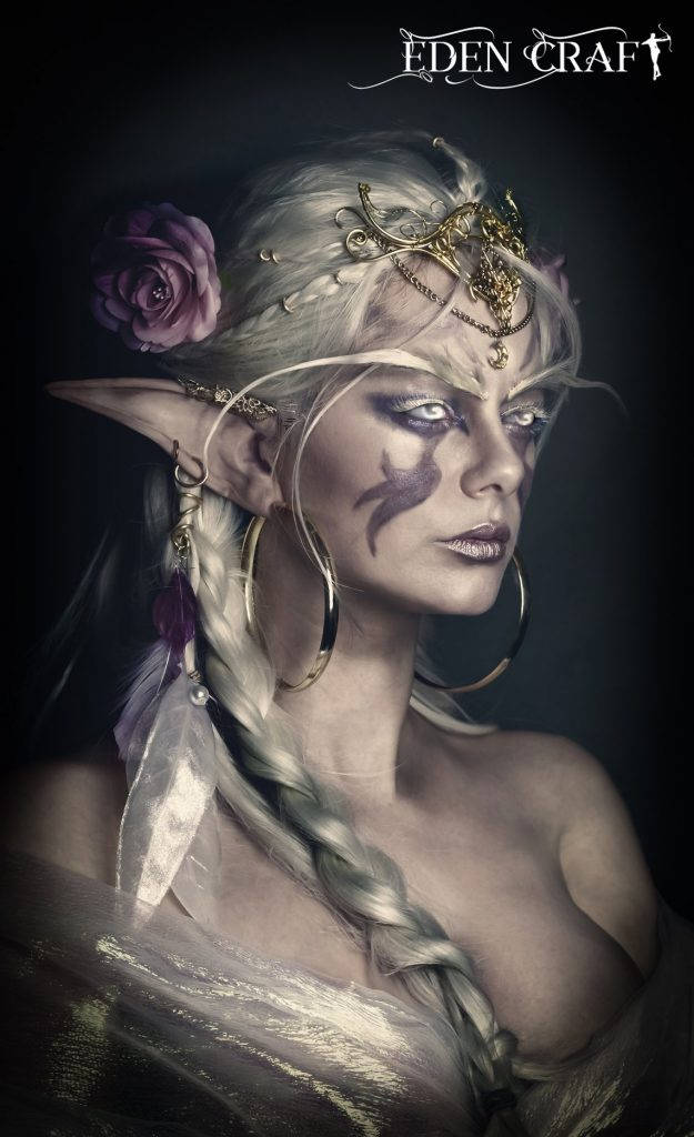 Elune Cosplay wow