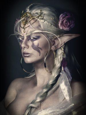 Elune World of Warcraft Cosplay