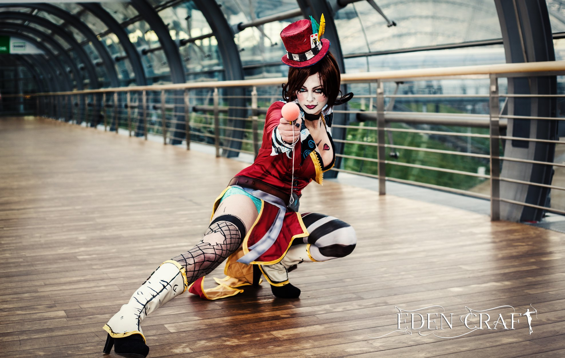 moxxi cosplay borderlands