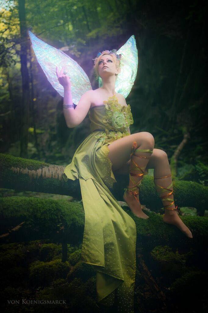 Tinkabell cosplay Hannah Alexander Artwork
