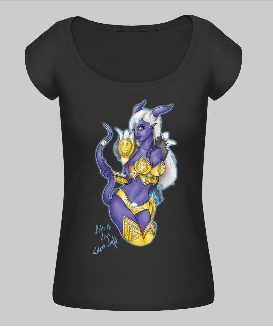 Draenei T-Shirt