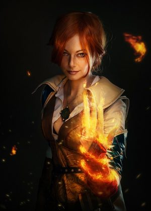 Triss-Merrigold-The-Witcher