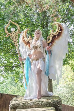 Angel Cilia- League of Angels 2