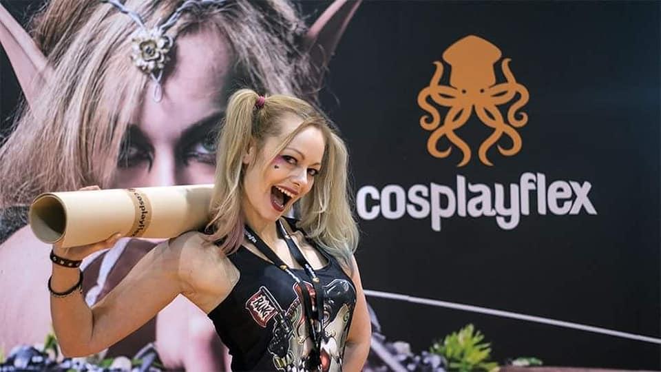 Eden Craft at cosplayflex
