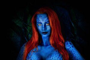Mystique xmen cosplay