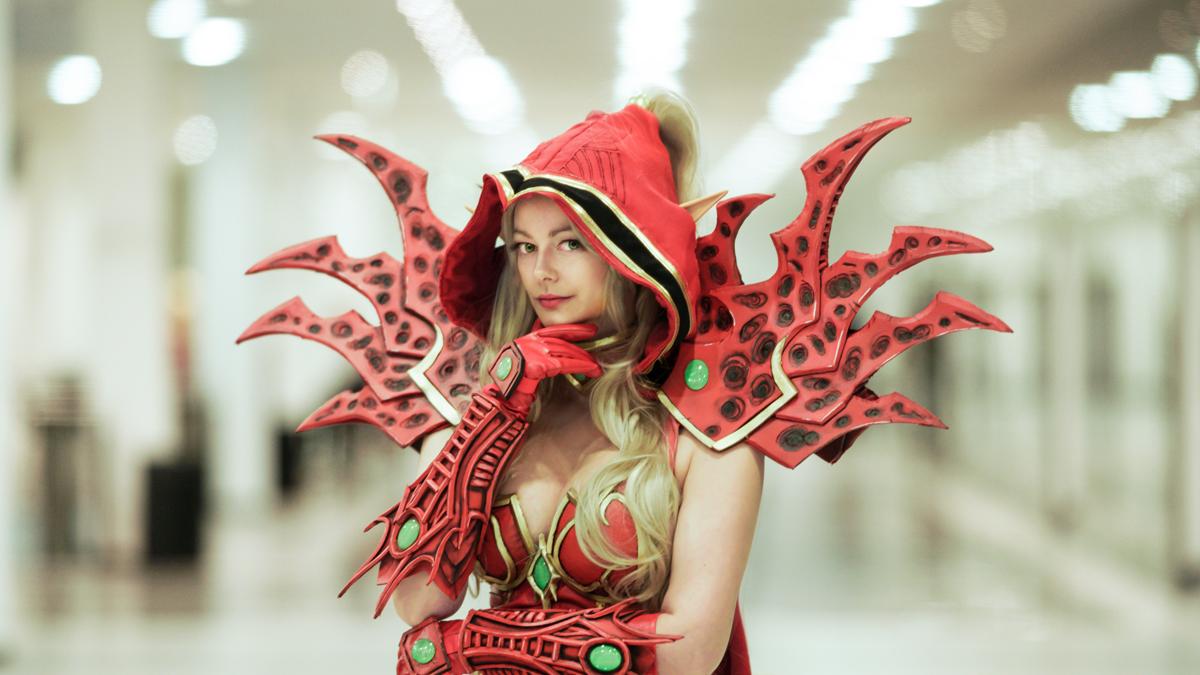 Valeera Cosplay World of warcraft