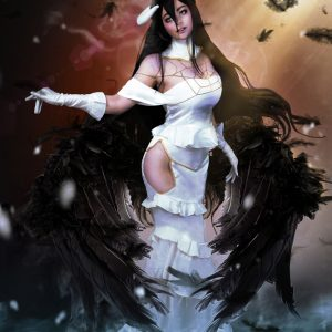 Albedo-Cosplay 2-Eden-craft-