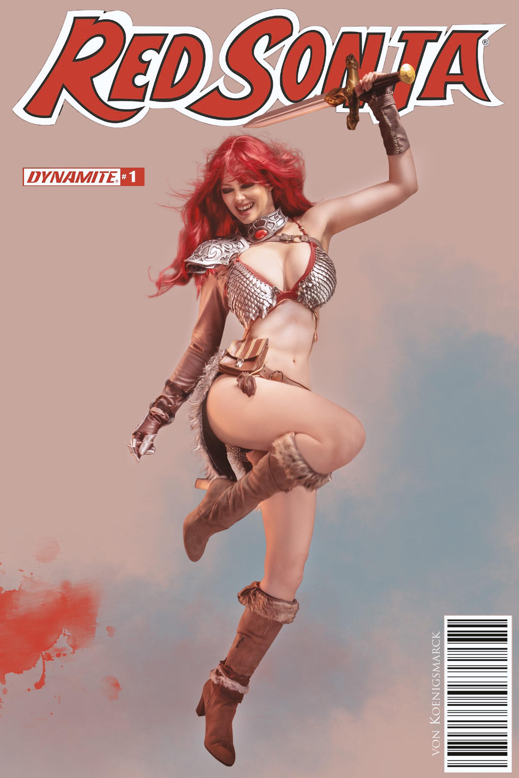 red sonja cosplay eden craft